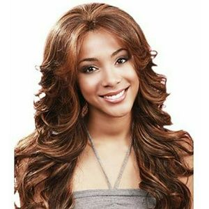 Bobbi Boss Synthetic Lace Front Wig - MLF-14 Pearl